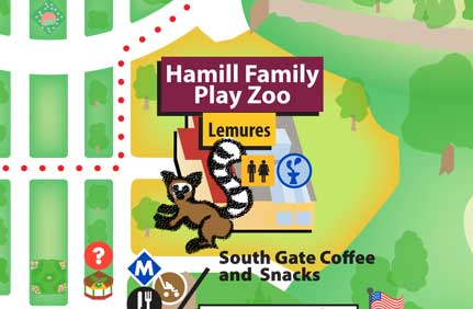 Hamill Family Play Zoo