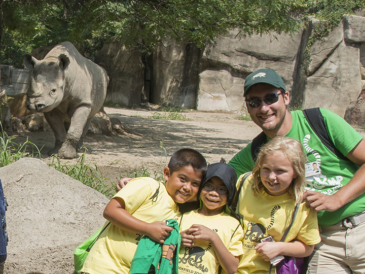 Chicago Zoological Society Explorer Camp
