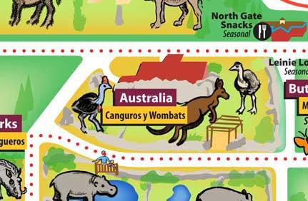 Chicago Zoological Society Australia House