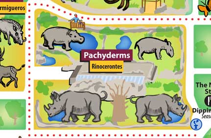 Chicago Zoological Society Pachyderm House