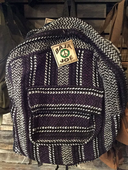 Ramatex backpack at Brookfield Zoo