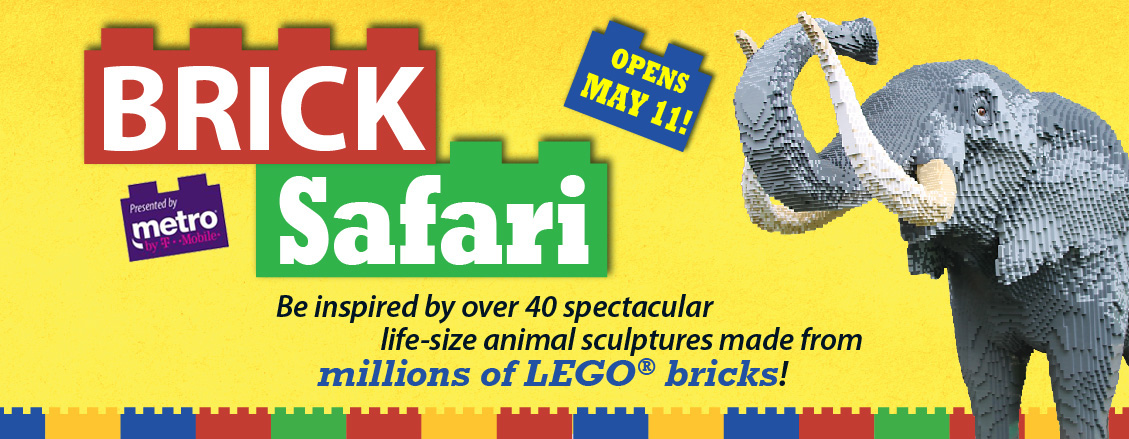 Brick Safari