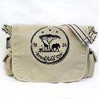 Serengeti Scene Messenger Bag